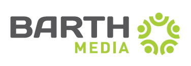 logo BARTH -  media, a.s.